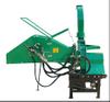 8'' Hydraulic Chipper with 90° Cutting Angle