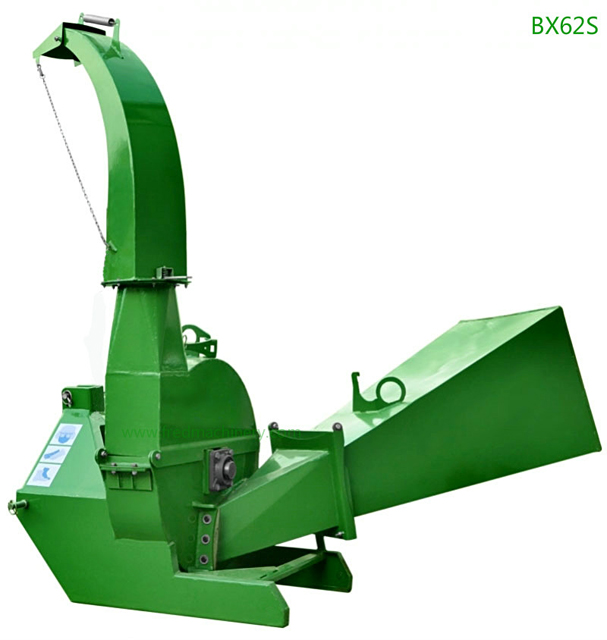 BXS Self-Feeding WoodChipper